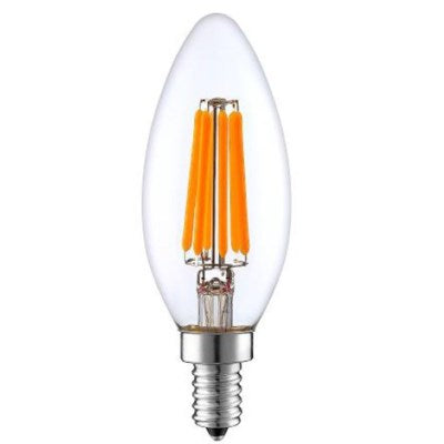 LEDB112W27 - The work horse of the candelabra all-purpose bulb