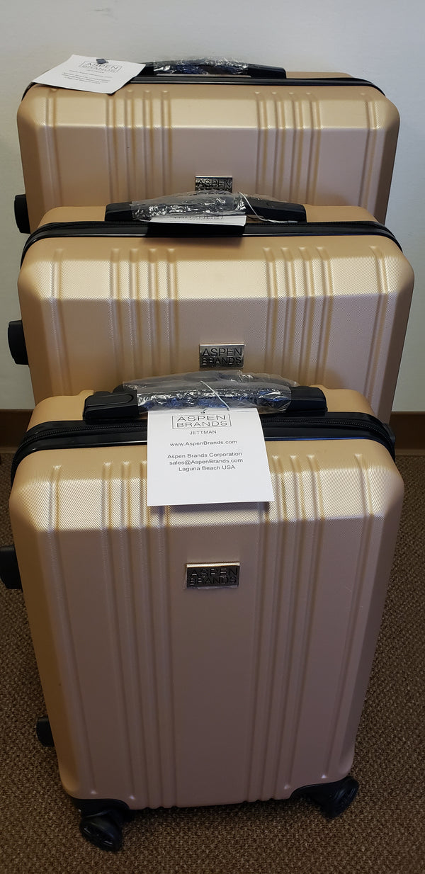 3 Piece Hard case Luggage 28