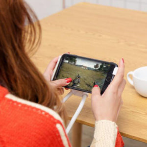 Flexible Mobile Phone Stand Holder Mount for Samsung iPhone