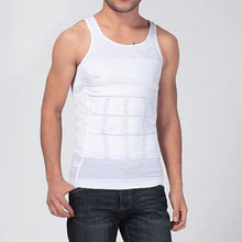 Load image into Gallery viewer, Men Body Slimming Tummy Shaper Vest