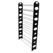 Load image into Gallery viewer, 50 Pair Shoes Stanless Steel Tower Rack