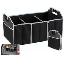 Load image into Gallery viewer, Portable Collapsible Folding Flat Trunk Auto Organizer for Car SUV Truck Van