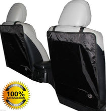 Load image into Gallery viewer, Luxury Kick Mat for Kids 2 Pack Keep Your Seats 100% Clean