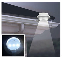 Load image into Gallery viewer, LED Solar Powered Gutter Light