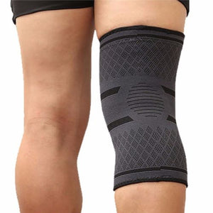 2X Knee Sleeve Compression Brace Support For Joint Pain and Arthritis Relief