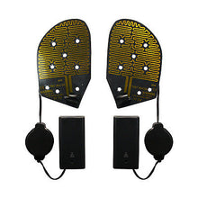 Load image into Gallery viewer, 2 Battery Electric Feet Heated Shoe Boot Insoles