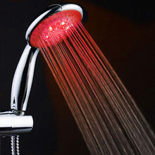 Load image into Gallery viewer, 7 Colors Changing LED Shower Glow Light