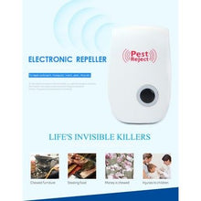 Load image into Gallery viewer, Electronic Ultrasonic Pest Repeller