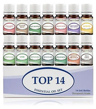 Load image into Gallery viewer, Essential Oil Gift Set Sampler Kit 14 Bottles