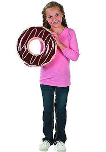 2 JUMBO INFLATABLE DONUTS POOL FLOAT