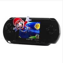 Load image into Gallery viewer, Handheld Portable 16 Bit Retro Video Game System