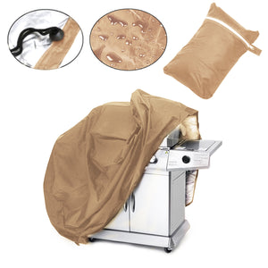 Heavy-Duty Waterproof BBQ Gas Grill Cover