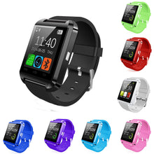 Load image into Gallery viewer, Bluetooth Smart Wrist Watch Phone Mate For IOS Android iPhone Samsung HTC LG