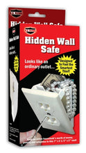 Load image into Gallery viewer, Hidden Wall Safe Security Electrical Outlet Keys Vault Secret Hide Valuables