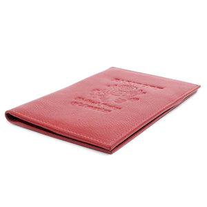 Leather RFID Blocking Passport Holder