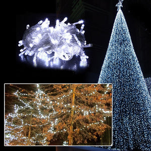 100 LED Fairy String Waterproof Party Lights