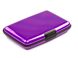 Aluminum Wallet RFID Blocking