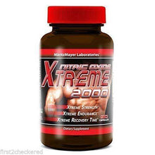 Load image into Gallery viewer, 2 Bottles XTREME NITRIC OXIDE Extreme Muscle Building