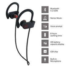 Load image into Gallery viewer, Sweat Proof Headphones Wireless Bluetooth Sport