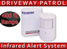 Load image into Gallery viewer, Driveway Patrol Garage Motion Sensor Alarm