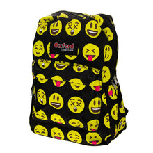 "Load image into Gallery viewer, Emoji  15"" Backpack"