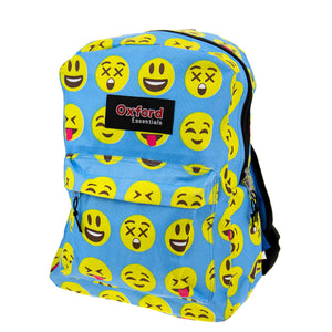"Emoji  15"" Backpack"