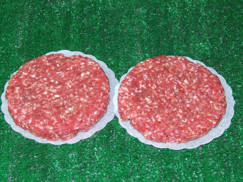 BEEF STEAK BURGER (approx. 115g each)