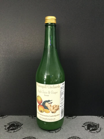 Apple with Ginger 750ml