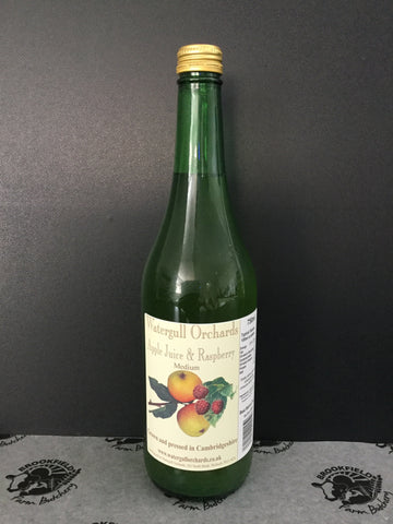 Apple with Raspberry (medium) 750ml.