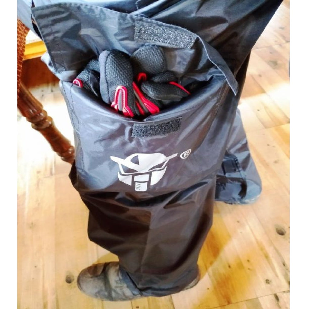 Hurricane Rain Overtrousers Review – The why and how?