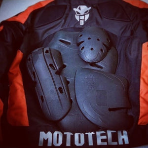 Moto Protectors and Inserts