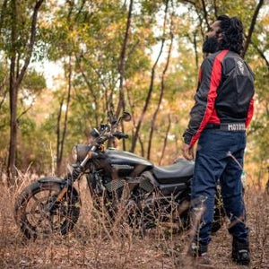 MotoTech Scrambler Air Riding Jacket