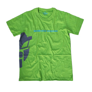 Argon T-shirt - Fluo Green