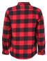 SACRAMENTO RELAXED LONG SLEEVE SHIRT RED