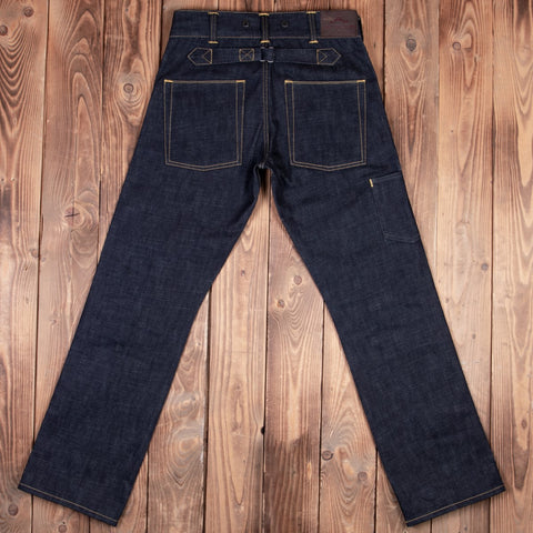 1936 Chopper Pant 16oz indigo length 34 - P0101-19-0013 / 30134