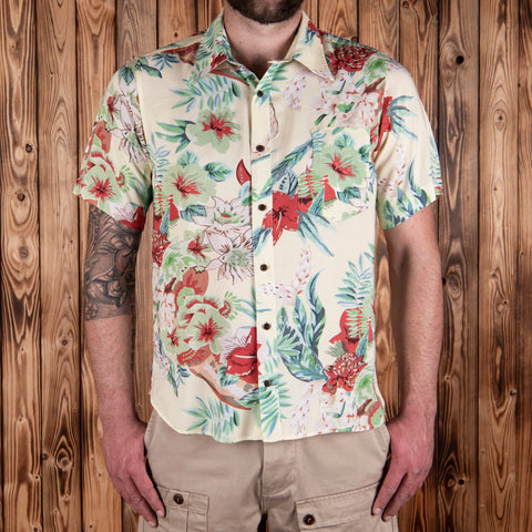 1937 Roamer Shirt Short sleeve Maohu