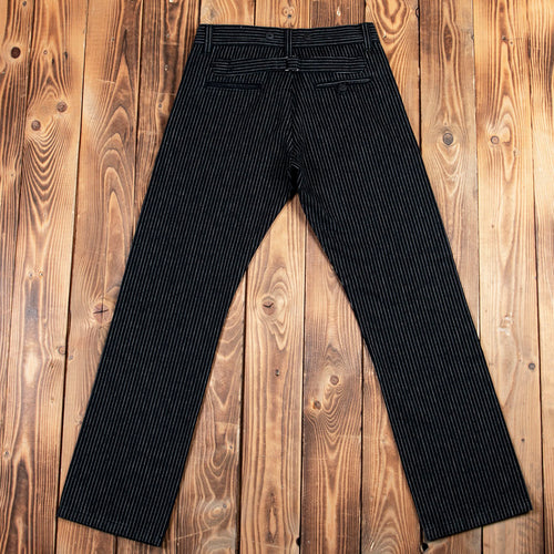 1942 Hunting Pant black wabash length 34 - P0101-19-0002 / 10434
