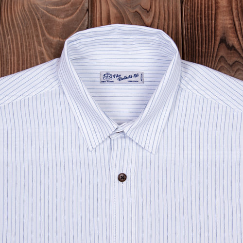 Salesman Shirt Alabama blue