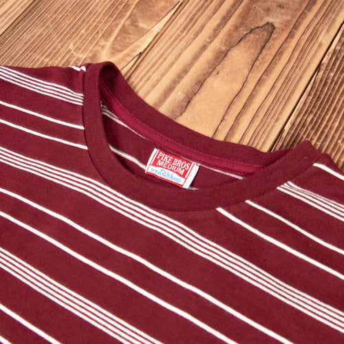 Sports Tee Bongo red