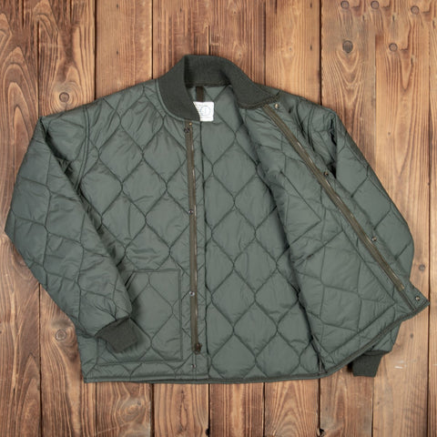 1965 CWU Jacket sage green P0301-19-0021/401