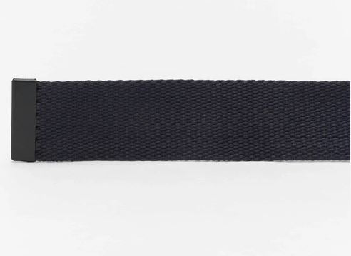 Orcutt Webbing Belt Black