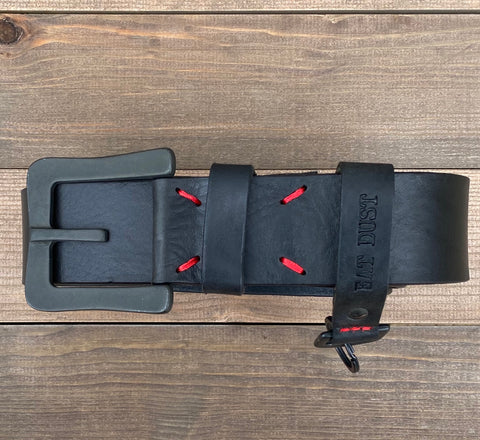 X BELT ED BLACK
