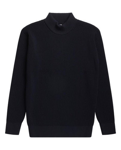 S.N.S Herning - FENDER Sweater - Navy Blue