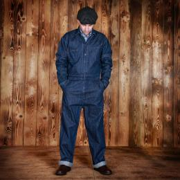 1938 Mechanic Coverall 8oz indigo P0101-16-0009/301
