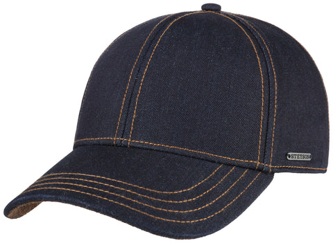 Stetson Baseball Cap - Denim