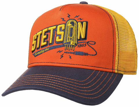 Stetson Trucker Cap - Connecting