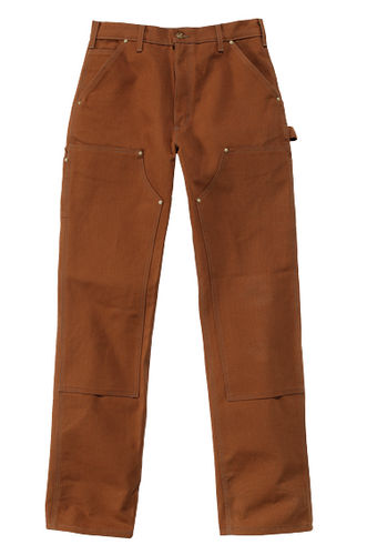 DUCK DOUBLE FRONT LOGGER PANT