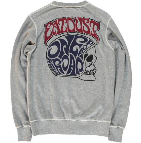 SWEAT SKULL CORE ORGANIC FLEECE