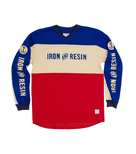 IRON-RESIN-NATIONALS JERSEY