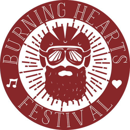 Food Ticket 2 X Dinner Burning Hearts Festival 2021 Friday and Saturday